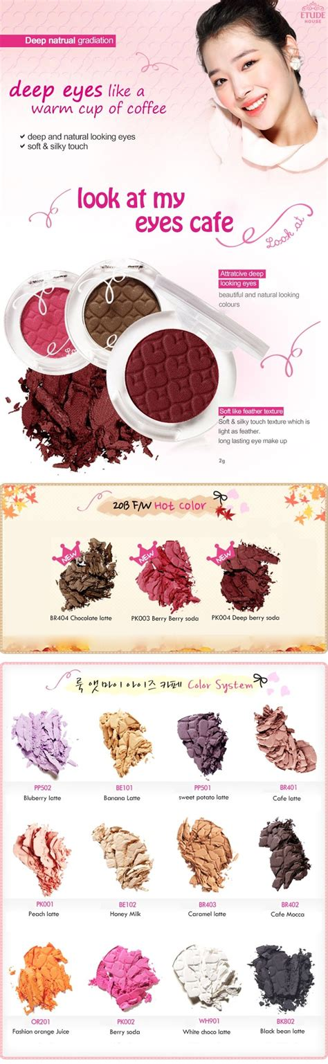 Jual Etude House Look At My etude house look at my caf 233 menciptakan tilan mata