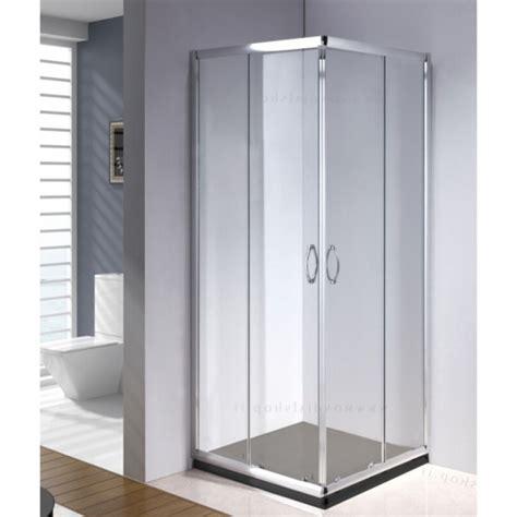 porte doccia cristallo prezzi box doccia componibile con porte scorrevoli quot evolution quot