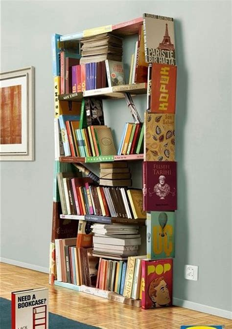 cool bookshelves 40 unique bookshelf design ideas