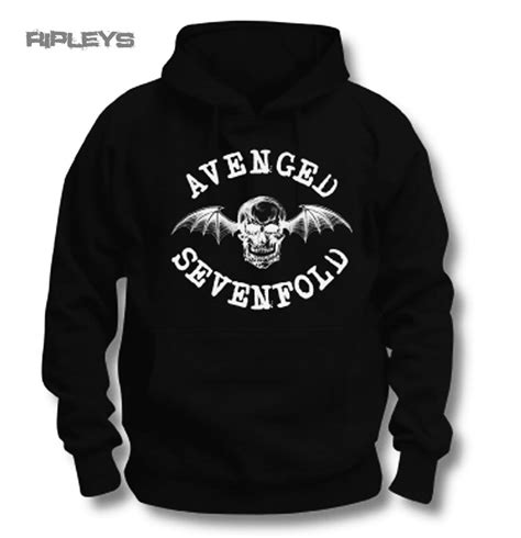 Sweater Avenged Sevenfold Abu Zemba Clothing official avenged sevenfold a7x hoody hoodie logo pullover all sizes