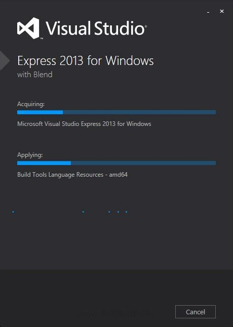tutorial visual studio 2013 visual studio 2013 express for windows ไว สำหร บเข ยน
