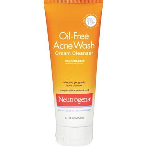 Acnes Wash Acne Wash 100gr neutrogena free acne wash cleanser acne treatments health shop the exchange