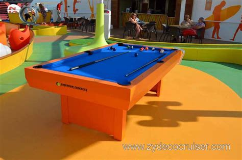 pool table magic cruise critic message board forums