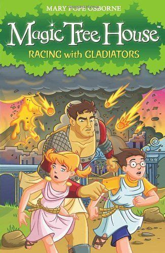 magic tree house 7 magic tree house 13 racing with gladiators by mary pope osborne http www amazon co