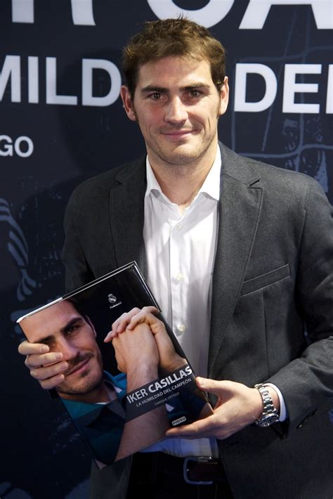 xavi biography book iker casillas photos photos iker casillas launches new