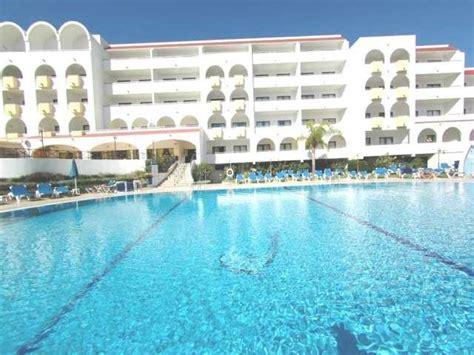 Apartment Hotel Faro Portugal Alagoamar Hotel Apartments Albufeira Algarve Portugal