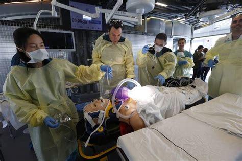 cedars sinai emergency room los angeles doctors practice speeding up care
