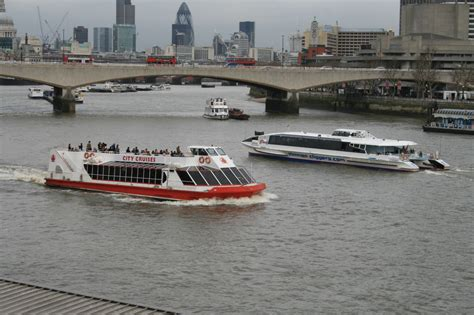 City Cruise Thames River London | file city cruises thames jpg