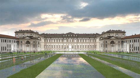 giardini villa reale villa reale di monza studio albini associati