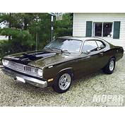 1972 Plymouth Duster  Hot Rod Network