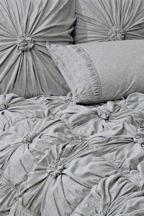 rosette bedding grey rosette bedding bedding pinterest