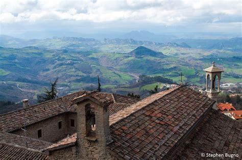 Maxy Sanyu Marun view from san marino