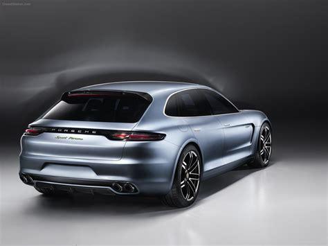 porsche panamera concept porsche panamera sport turismo concept car 2012 car