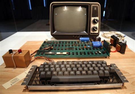 Vintage Apple 1 computer sells for $388K   Computerworld