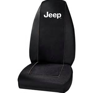 plasticolor jeep text embroidered seat cover walmart