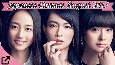 the 10 dramas of 2015 that earned the highest viewer top 10 japanese dramas august 2015 youtube