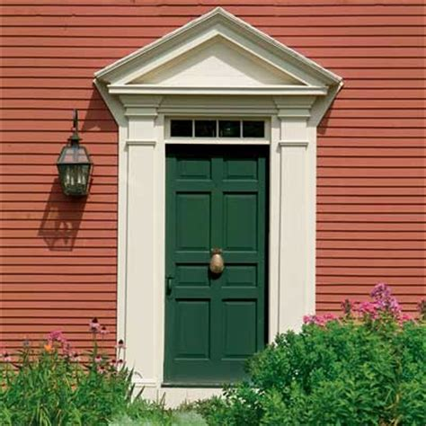 colorful siding green personalize your front door with paint colors this house