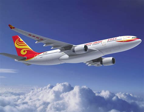 Hong Kong Airlines receives IATA Fast Travel Green ...