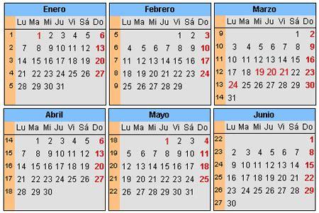 Calendario Enero 2007 Calendario 2008 Mexico Imagui