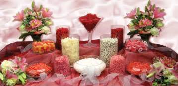 Wrapped couture designing your candy buffet
