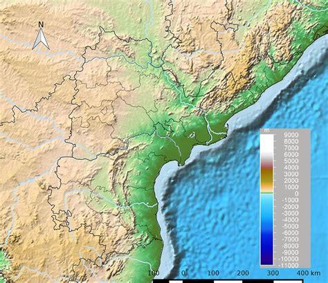 Andhra Pradesh Search Geography Of Andhra Pradesh