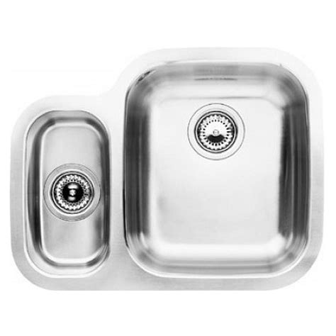 Blanco Stainless Steel Kitchen Sinks Blanco Supreme 533 U Undermount Stainless Steel Kitchen Sink
