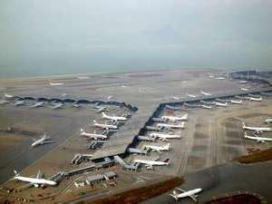 air freight from hong kong to delhi