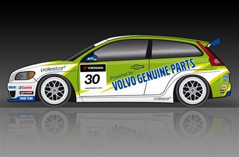 volvo  race  wtcc  brands hatch