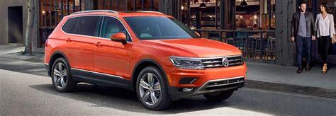Volkswagen Of Jacksonville by 2018 Volkswagen Tiguan In Jacksonville Fl