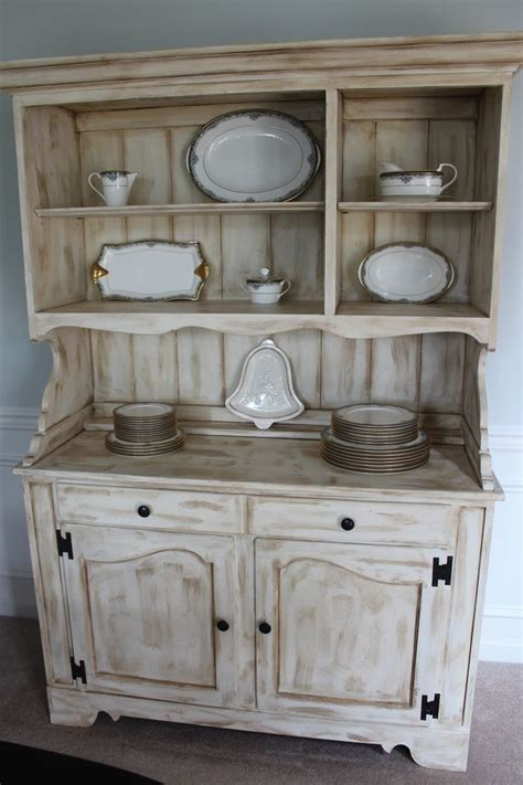Decorating Ideas For Dining Rooms Dining Room Hutch Refinished Furniture Pinterest