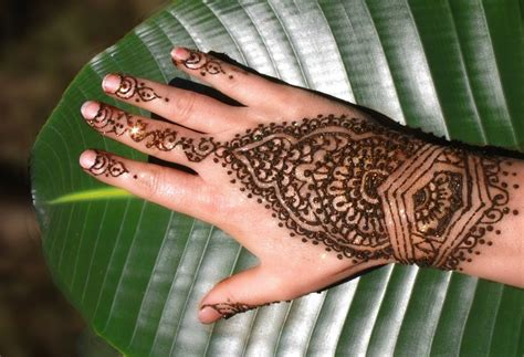 hindu hand tattoo designs today s