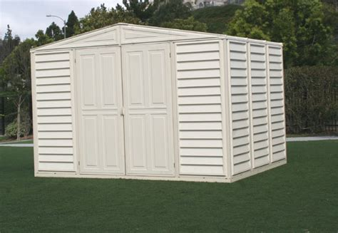 duramax woodside vinyl shed 10 x 8 ft duramax vinyl shed 10 x 8