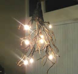 crafty craft hack diy rustic chandelier