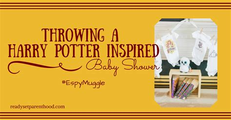Harry Potter Baby Shower Invitations   Party XYZ