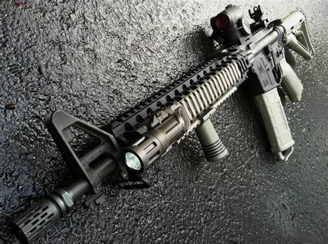 Ar 15 Lights by Inforce Weapon Mounted Light Wml Review And Info Ar15