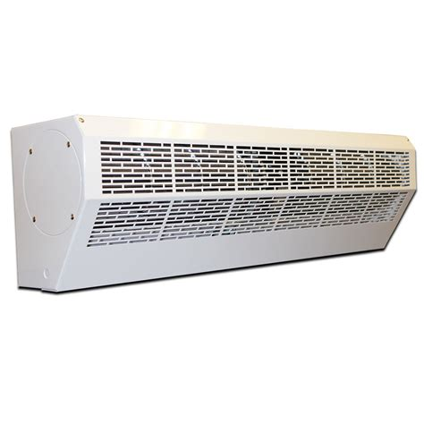 curtron air curtain curtron ap 2 36 1 pc 36 quot air pro white powder coated air