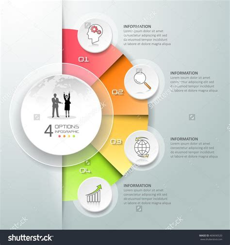 Best 25 Circle Infographic Ideas On Pinterest Data Visualization Infographics Design And Circle Infographic Template