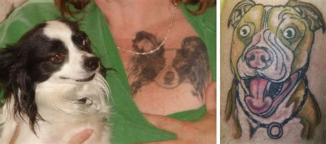 dog house tattoo 10 of the worst dog tattoos that people may regret someday