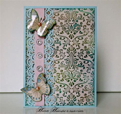Sted Birthday Cards Embossed Greeting Cards 28 Images Floral Embossed Sted