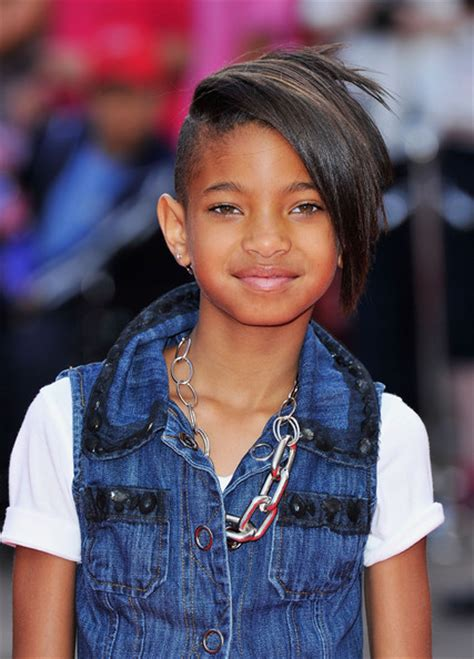 Willow Smith Hairstyle by Tren Hairstyle Willow Smith Hairstyles