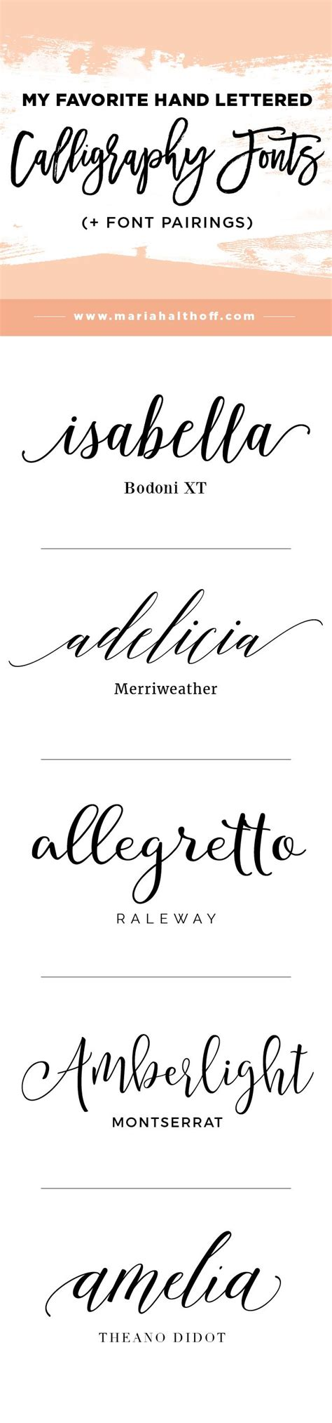 tattoo fonts modern 25 best ideas about calligraphy on