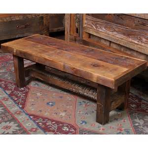 Steampunk Coffee Table Benches Rustic Interior Decorating