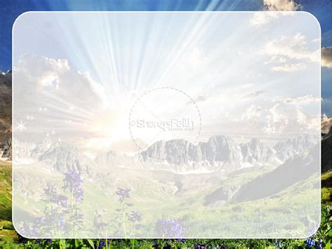 ascension powerpoint sermon template powerpoint sermons