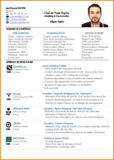 Modele Cv Informatique