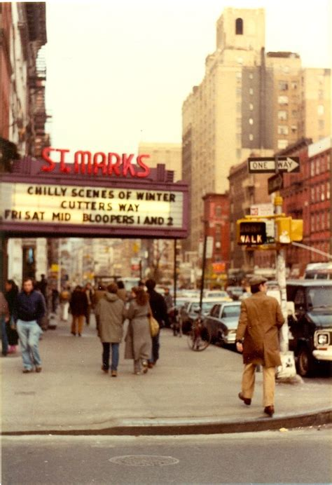on the scene ny new york 1982 1983 before big money buried the city s