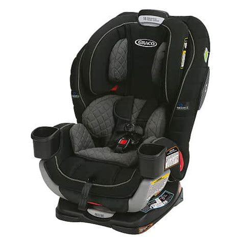 graco forward facing car seat installation graco extend2fit 3 in 1 with trueshield how to safety