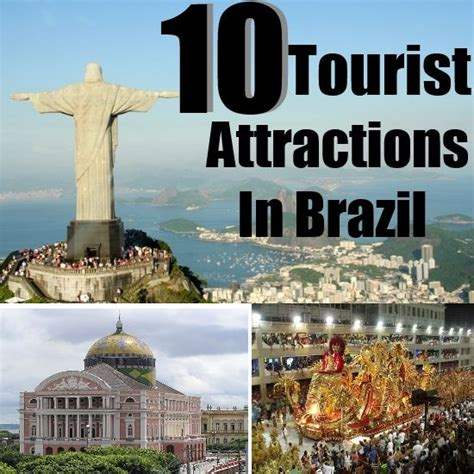 top 10 tourist attractions in top 10 tourist attractions in brazil travel places