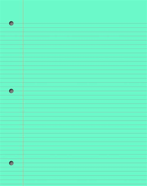 colored lined paper pastel notebook paper digital notebook paper pastel