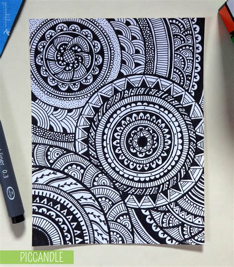 pattern design youtube doodle circular pattern design doodle design pattern