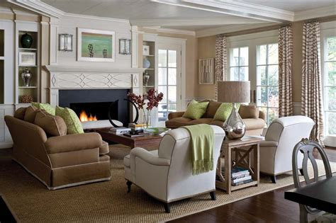 family room arrangements complementary copy new england home magazine